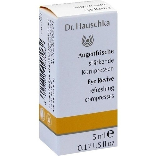 Dr. Hauschka Augenfrische Probierpackung, 5 ML, Wala Heilmittel GmbH Dr. Hauschka Kosmetik