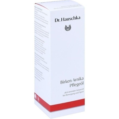 Dr. Hauschka Birken Arnika Pflegeöl, 75 ML, Wala Heilmittel GmbH