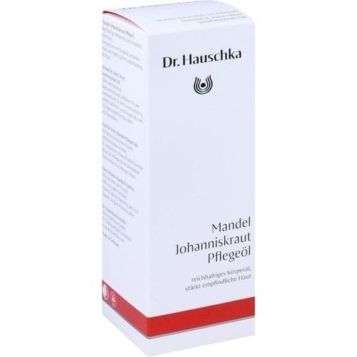 DR.HAUSCHKA Mandel Johanniskraut Pflegeöl, 75 ML, WALA Heilmittel GmbH Dr. Hauschka Kosmet