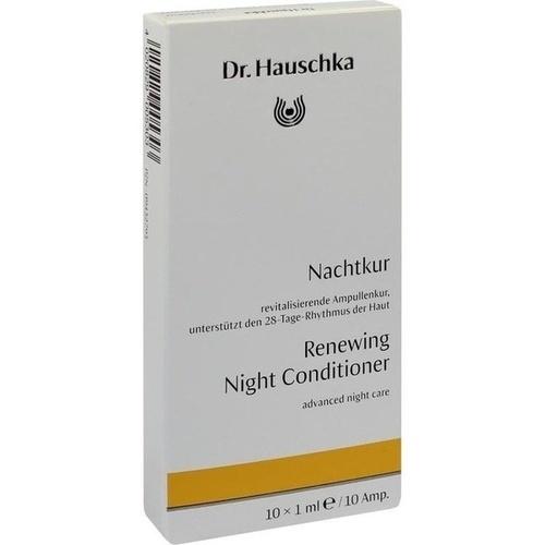 Dr. Hauschka Nachtkur, 10X1 ML, Wala Heilmittel GmbH