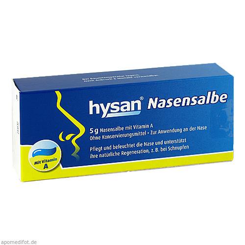 Hysan Nasensalbe, 5 G, Ursapharm Arzneimittel GmbH