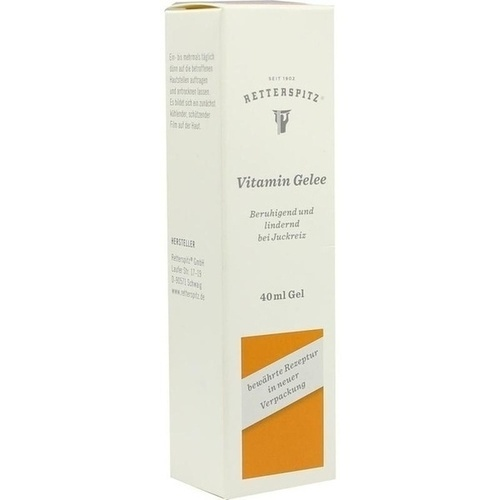Retterspitz Vitamin Gelee, 40 ML, Retterspitz GmbH & Co. KG