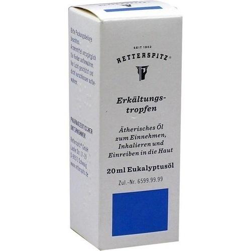 Retterspitz Erkältungstropfen, 20 ML, Retterspitz GmbH