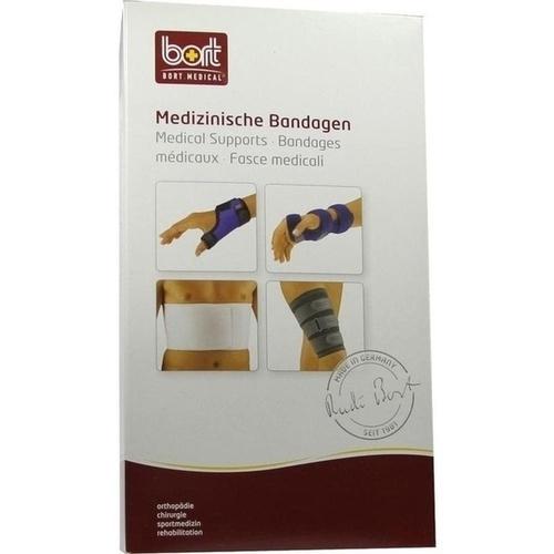 BORT Narbenbruchbandage 13cm Gr. 2, 1 ST, Bort GmbH
