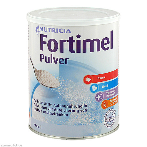 Fortimel Pulver Neutral, 670 G, Nutricia GmbH