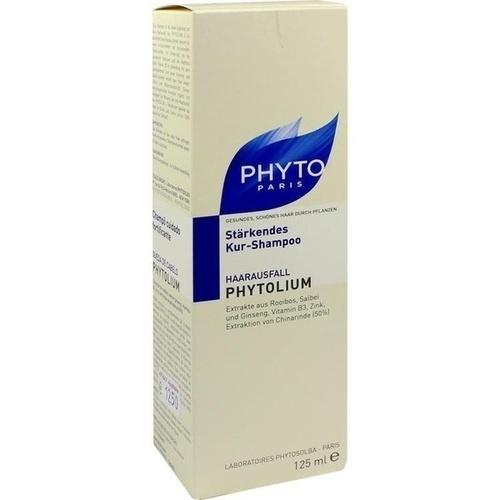 PHYTOLIUM stärkendes Shampoo b.Haarausf., 125 ML, Ales Groupe Cosmetic Deutschland GmbH
