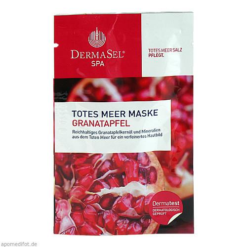 DermaSel Maske Granatapfel SPA, 12 ML, Fette Pharma AG