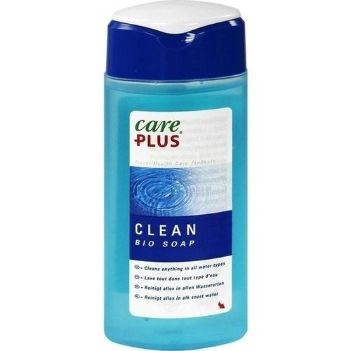Care Plus Clean Bio Soap, 1 ST, Tropenzorg B.V.