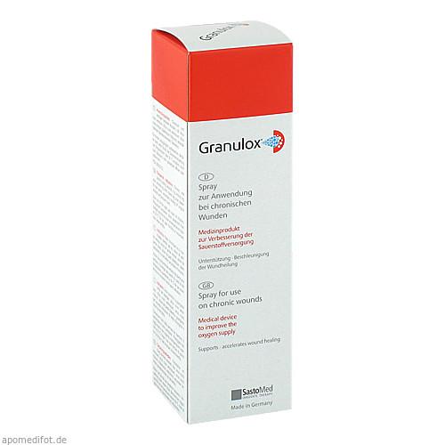 Granulox für durchschnittlich 30 Anwendungen, 12 ML, Sastomed GmbH
