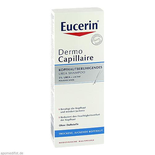 Eucerin DermoCapillaire Kopfhautberu. Urea Shampoo, 250 ML, Beiersdorf AG Eucerin