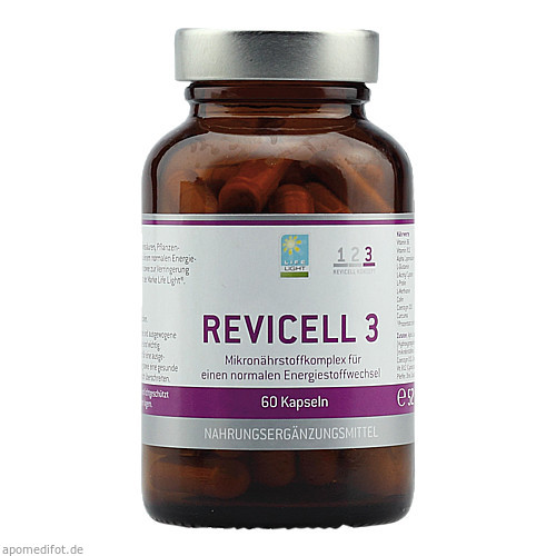 REVICELL-3, 60 ST, Apozen Vertriebs GmbH