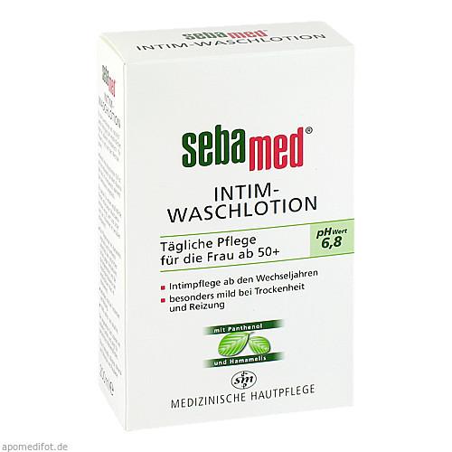 Sebamed Intim Waschlotion pH 6.8, 200 ML, Sebapharma GmbH & Co. KG