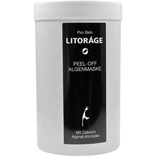 LITORAGE PEEL-OFF ALGENMASKE, 150 G, Inwater Biotec GmbH