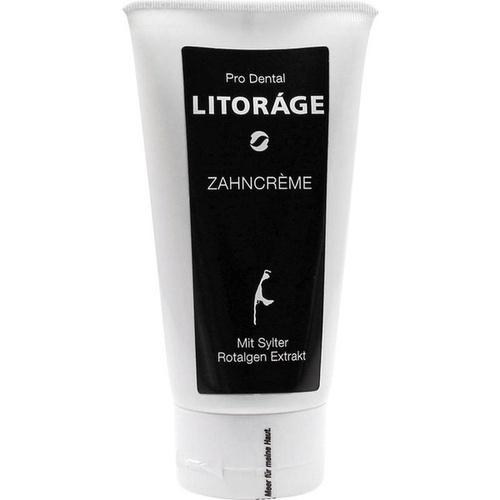 LITORAGE ZAHNCREME MIT SYLTER ROTALGEN, 75 ML, Inwater Biotec GmbH