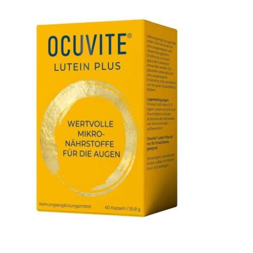 Ocuvite Lutein Plus, 60 ST, Dr. Gerhard Mann