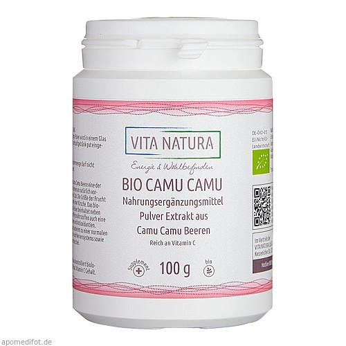 BIO CAMU CAMU Pulver, 100 G, Vita Natura Ltd. & Co. KG
