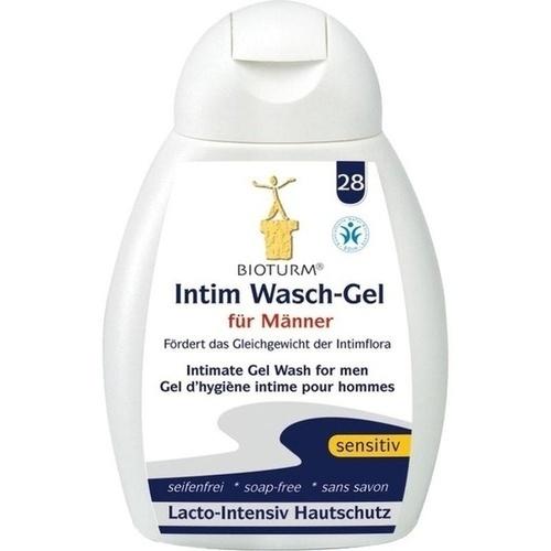 Bioturm Intim Wasch-Gel für Männer, 250 ML, Bioturm GmbH
