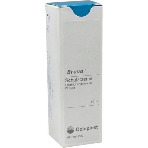 Brava Hautschutzcreme, 60 ML, Coloplast GmbH