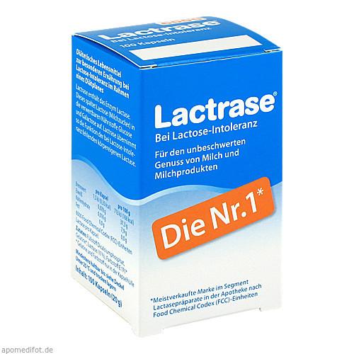 Lactrase 6000 FCC, 100 ST, Pro Natura Gesellschaft Für Gesunde Ernährung mbH