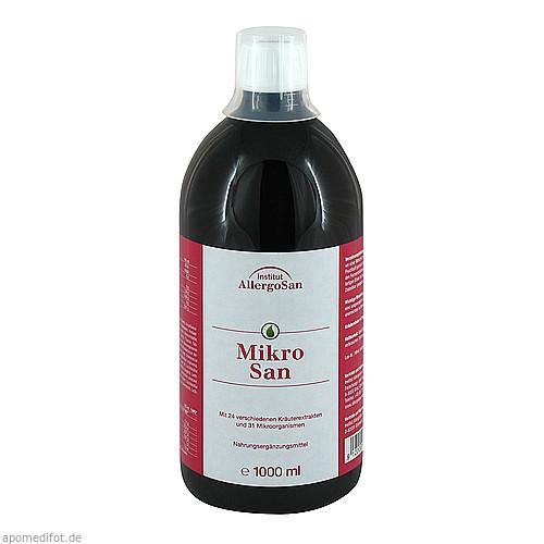 Mikrosan, 1 L, INSTITUT ALLERGOSAN Deutschland (privat) GmbH