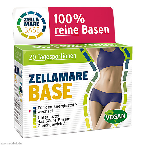 Zellamare Base Unterwegs, 20 ST, Quintessenz health products GmbH