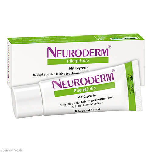 Neuroderm Pflegelotio, 100 G, Infectopharm Arzn.U.Consilium GmbH