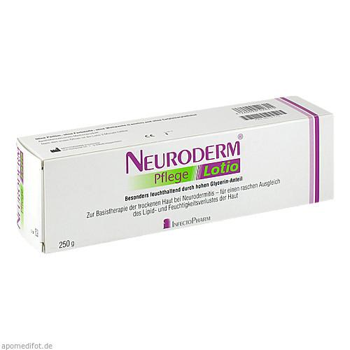 Neuroderm Pflegelotio, 250 G, Infectopharm Arzn.U.Consilium GmbH