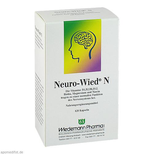 Neuro-Wied N, 120 ST, Wiedemann Pharma GmbH