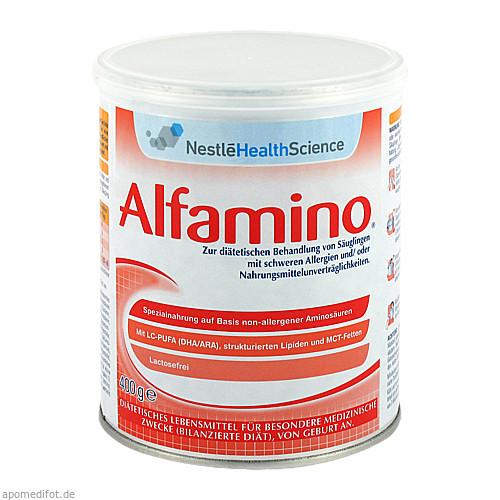ALFAMINO Pulver, 1X400 G, Nestle Health Science (Deutschland) GmbH