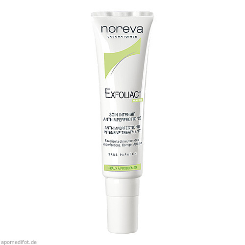 EXFOLIAC Gel, 30 ML, Dermatica Exclusiv Horst Spickermann GmbH