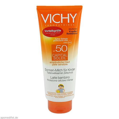 VICHY Capital Soleil Kindermilch LSF 50, 300 ML, L'Oréal Deutschland GmbH