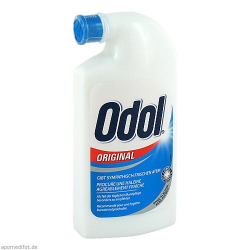 ODOL Mundwasser Original, 125 ML, GlaxoSmithKline Consumer Healthcare GmbH & Co. KG