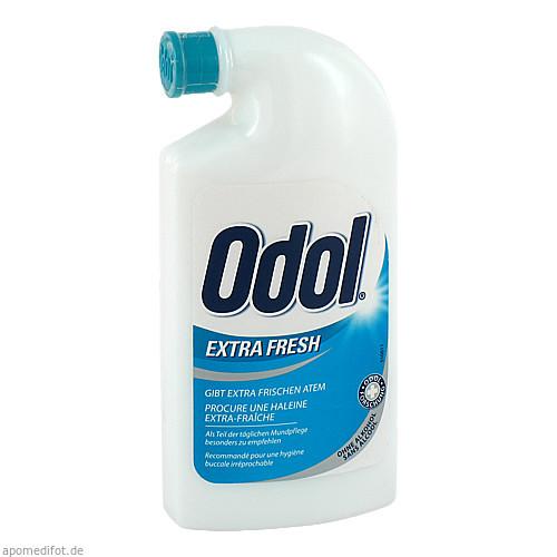 ODOL Mundwasser Extra Frisch, 125 ML, GlaxoSmithKline Consumer Healthcare GmbH & Co. KG