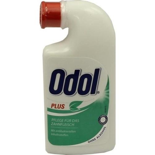 ODOL Mundwasser Plus, 40 ML, GlaxoSmithKline Consumer Healthcare GmbH & Co. KG