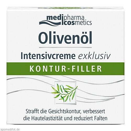 Olivenöl Intensivcreme exclusiv, 50 ML, Dr. Theiss Naturwaren GmbH