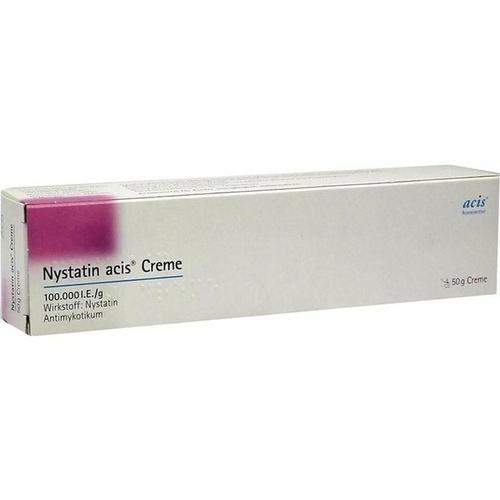 Nystatin acis Creme, 50 G, Acis Arzneimittel GmbH