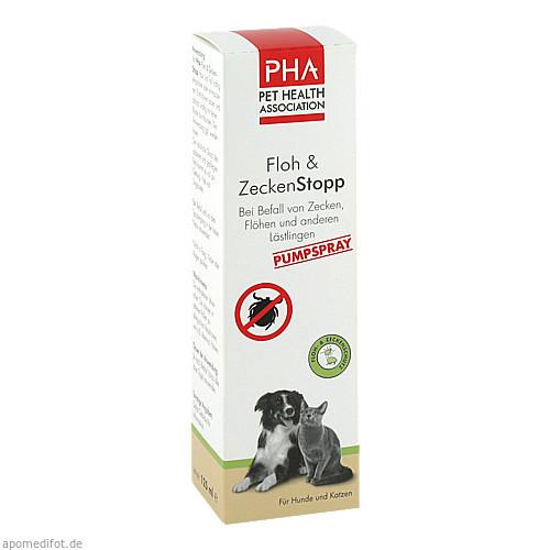 PHA Floh&ZeckenStopp für Hunde und Katzen, 125 ML, PetVet GmbH