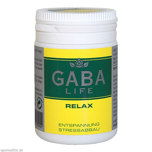 GABA LIFE Relax Kapsel, 50 ST, Olaf Stein