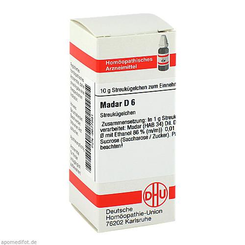 MADAR D 6, 10 G, Dhu-Arzneimittel GmbH & Co. KG