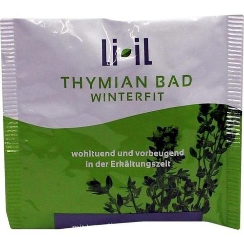 Li-iL Thymian Bad Winterfit, 60 G, Li-Il GmbH