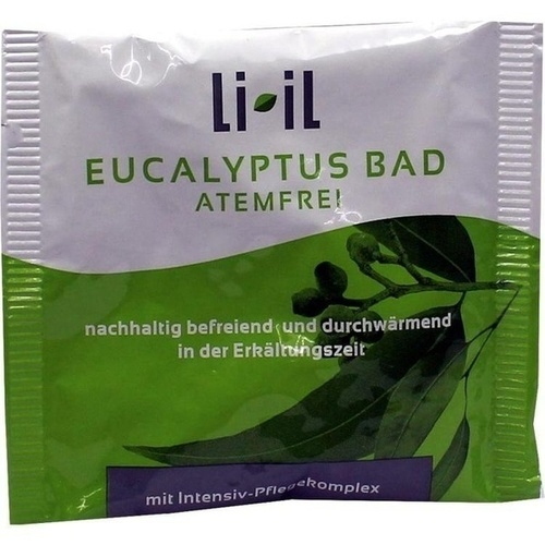 Li-iL Eucalyptus Bad Atemfrei, 60 G, Li-Il GmbH