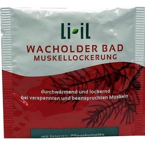 Li-iL Wacholder Bad Muskellockerung, 60 G, Li-Il GmbH