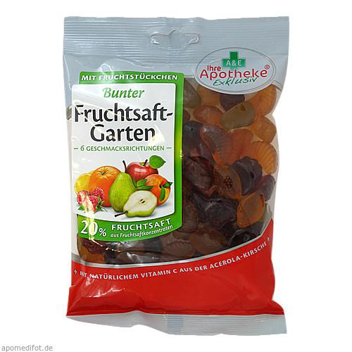 Fruchtsaft-Garten Apoth.Exkl.20% Fruchts.m.Fru.st., 225 G, Protina Pharmazeutische GmbH
