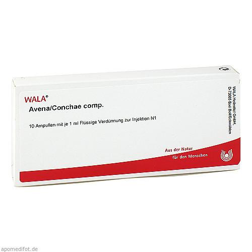 Avena/Conchae comp, 10X1 ML, Wala Heilmittel GmbH