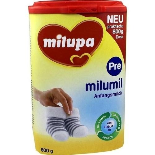 milupa milumil Pre EP, 800 G, Milupa Nutricia GmbH