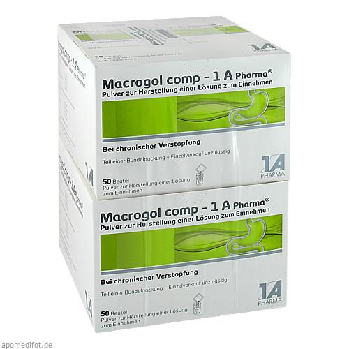 Macrogol comp - 1 A Pharma, 100 ST, 1 A Pharma GmbH
