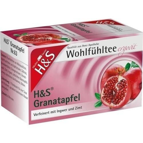 H&S Granatapfel, 20 ST, H&S Tee - Gesellschaft mbH & Co.