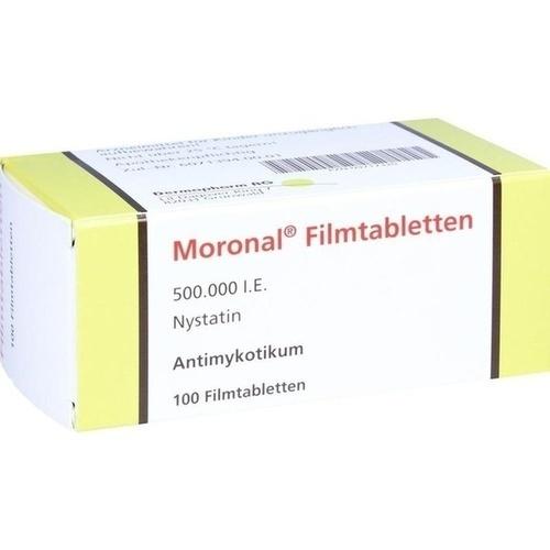 Moronal Filmtabletten, 100 ST, Dermapharm AG