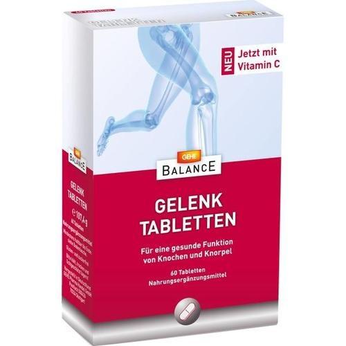 gesund leben Gelenk Tabletten, 60 ST, Gehe Pharma Handel GmbH