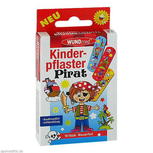 Kinderpflaster Pirat, 10 ST, Axisis GmbH